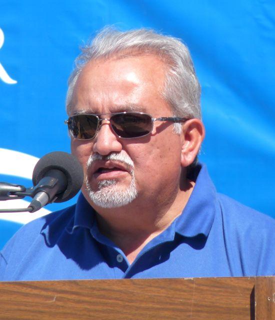 Mario Santoyo, Executive Director of the California Latino Water Coalition