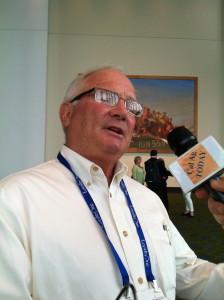 Joel Nelsen, CA Citrus Mutual President