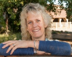Animal science faculty member Alison Van Eenennaam, UC Davis. (photo: John Stumbos/UC Davis)
