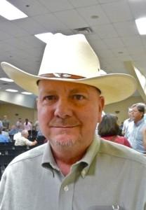 Fresno Ag Commissioner Les Wright