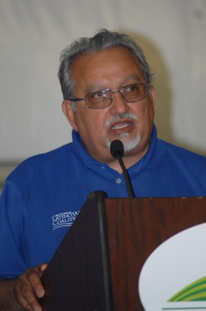 Mario Santoyo, Director of Latino Water Coalition