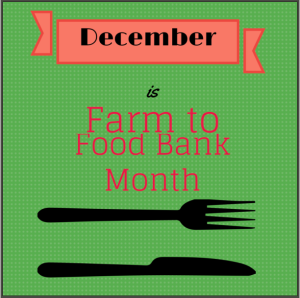 Farm to Food Bank Month