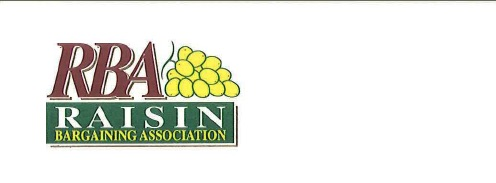 Raisin Bargaining Association Logo