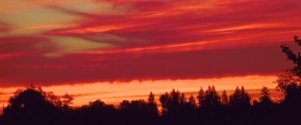 Sunset Climate Change