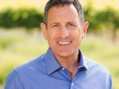 Christopher Silva, President and CEO of St. Francis Winery