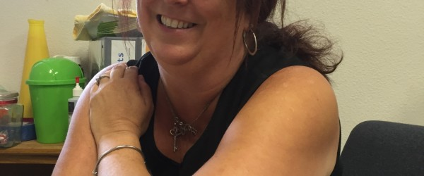 Karen Markland, Division Manager for the Fresno County Department of Behavioral Health