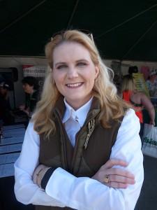 Aubrey Bettencourt, executive director of the California Water Alliance