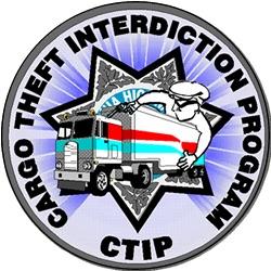 Cargo Theft Interdiction Program (CTIP) with the California Highway Patrol
