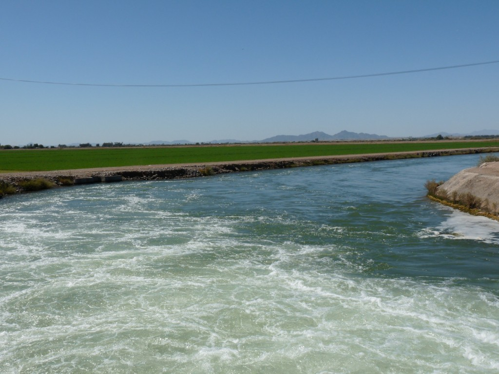 California Water Conveyance or irrigation, water management