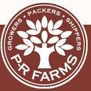 P-R Farms Logo Ricchiuti