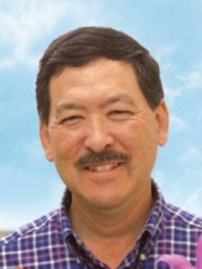 Steve Koike, farm advisor of UC ANR Cooperative Extension, Monterey County.