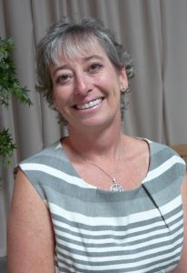 Anthea Hansen, general manager, Del Puerto Water District