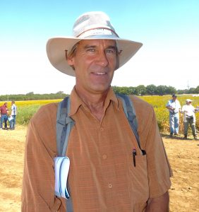 Scott Steinmaus, professor of Biological Sciences Department at Cal Poly San Luis Obispo.