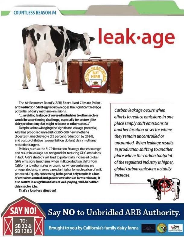 WUD Cattle Flatulence Social Media FB