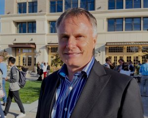John Hartnett, founder and CEO of Los-Gatos-based SVG Partners LLC, and pivotal organizer of the annual Forbes AgTech Summit in Salinas.