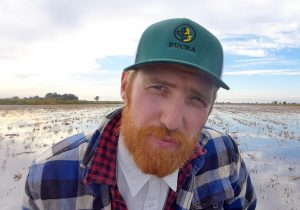 Matthew Sligar, California Rice Grower and Blogger