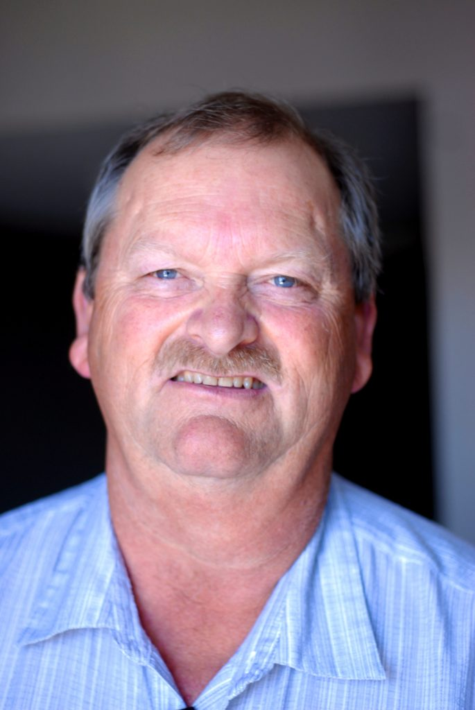 Steve Spate, grower representative, Raisin Bargaining Association (RBA)