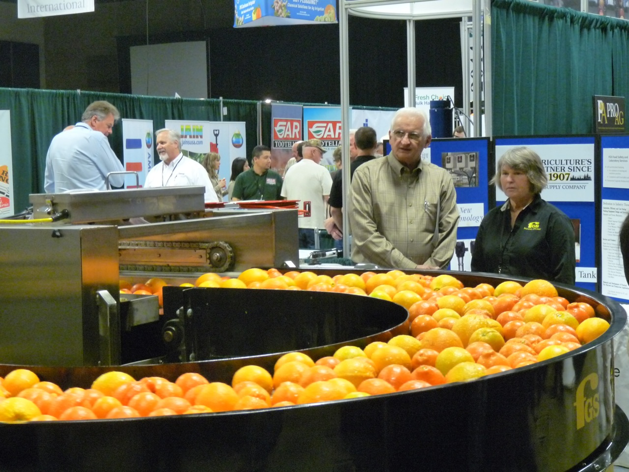 Citrus Showcase Had Strong Showing