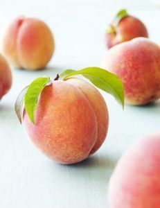 August is National Peach Month!