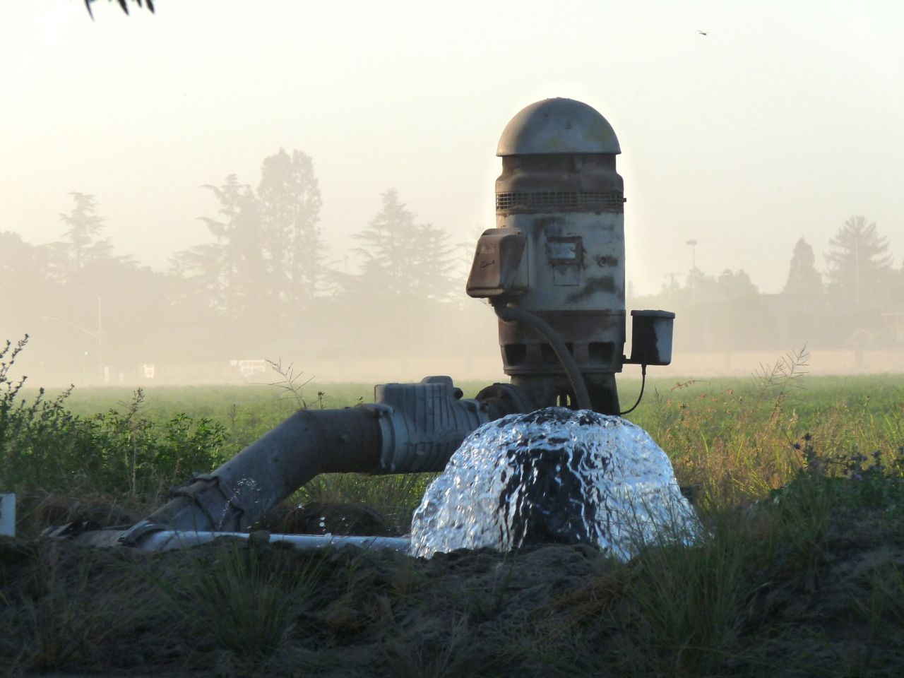 Governor Brown's Groundwater Legislation Signing was Imminent