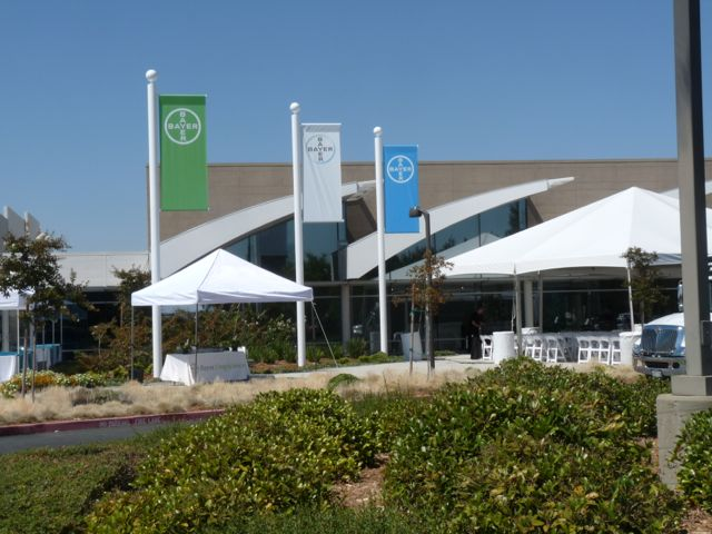 Bayer CropScience's New West Sacramento Facility to Focus on Biopesticides