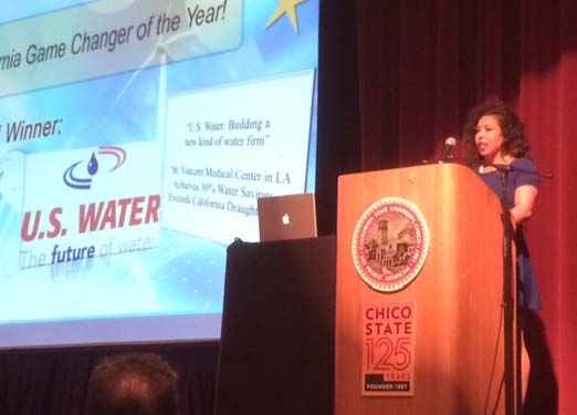 U.S. Water Receives the California Game Changer Company of the Year Award