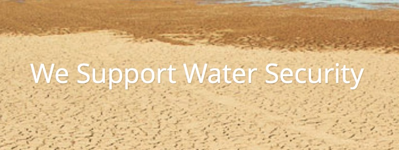CA for Water Security