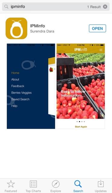New IPM App