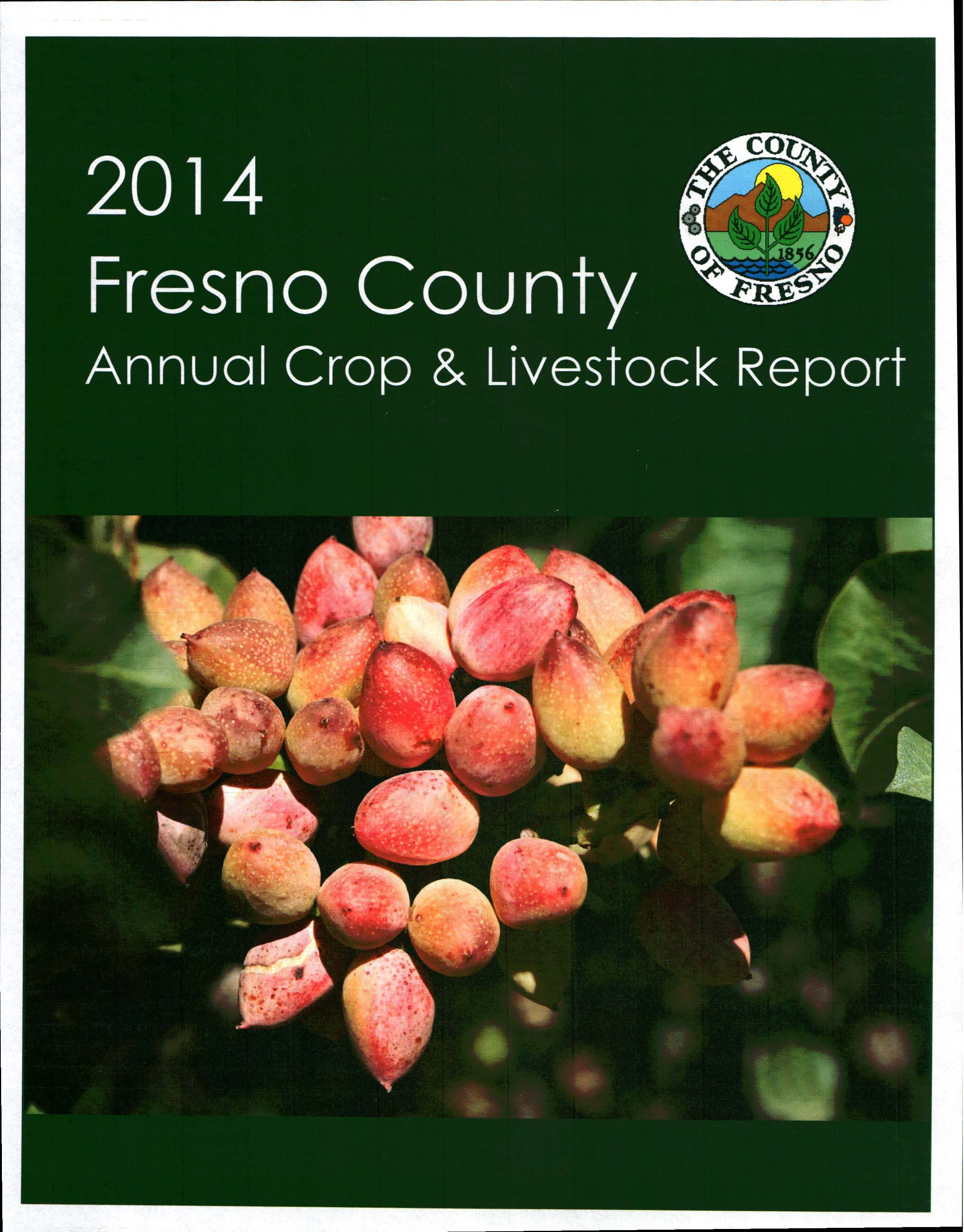 2014-Fresno-County-Crop-Report-Cover