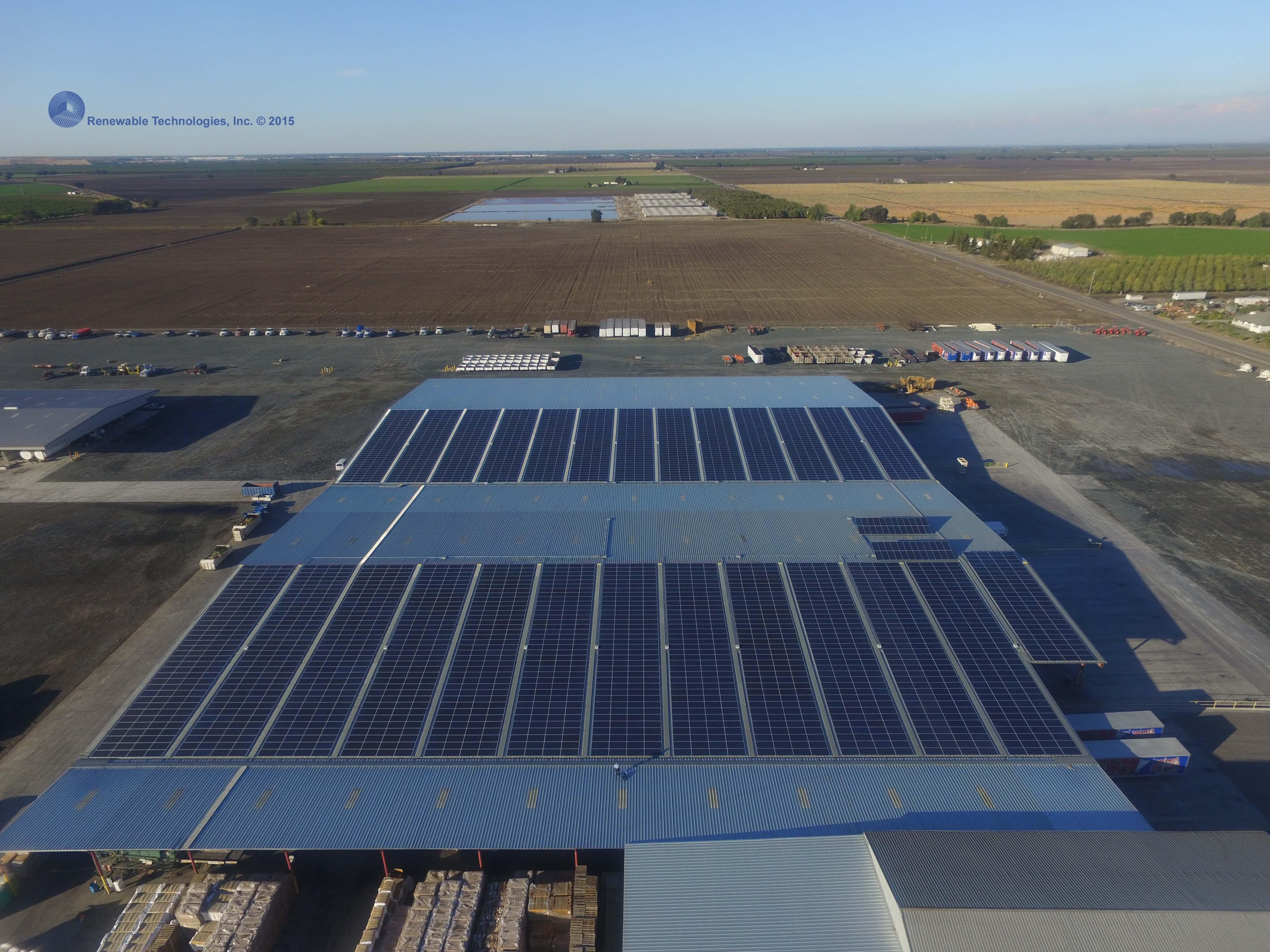 Van Groningen & Sons Adopts Solar