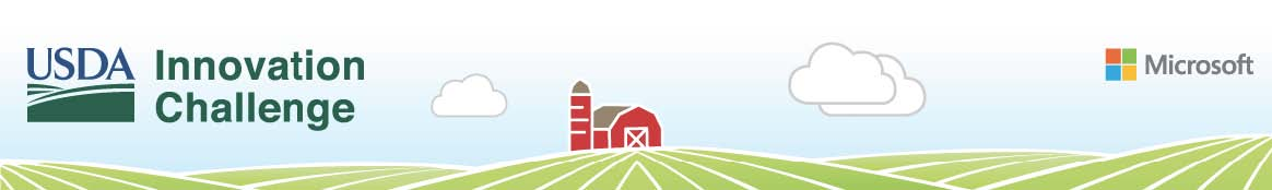 USDA, Microsoft Innovation Challenge