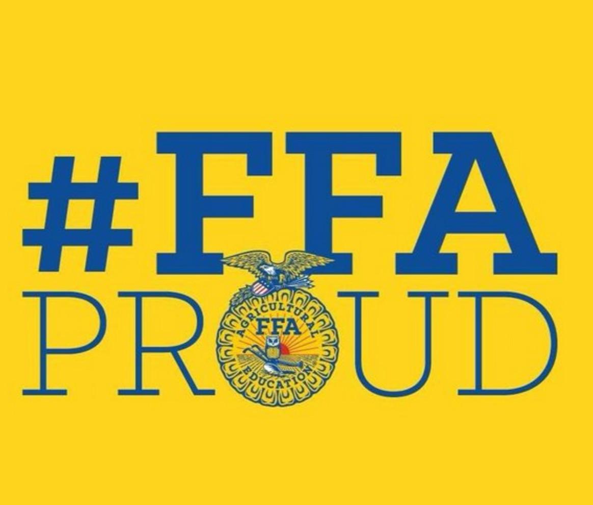 FFA Members are #FFAProud