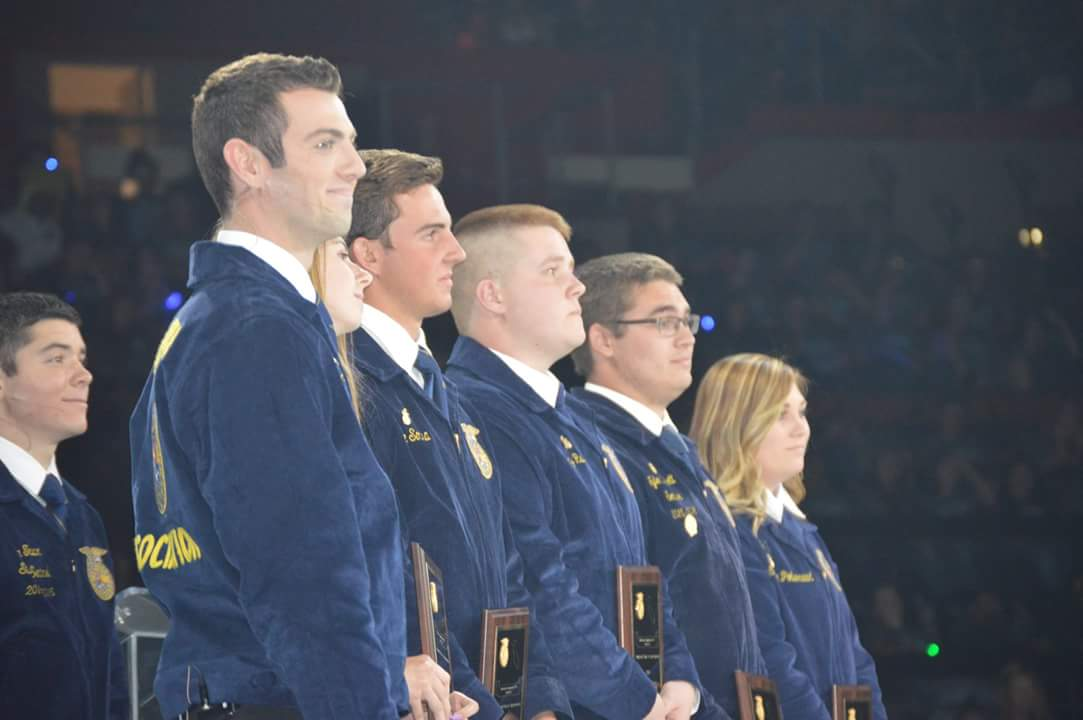 Please Support California FFA Student's Jacket Campaign