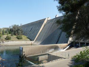 temperance flat dam