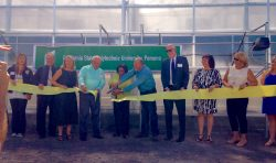Breaking News:  Cal Poly Opens New Greenhouse and Insect Rearing Facility