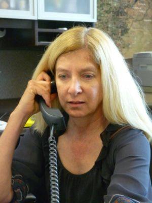 Marilyn Kinoshita, Tulare County Ag Commissioner