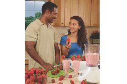 Celebrate Labor Day With California Strawberries!