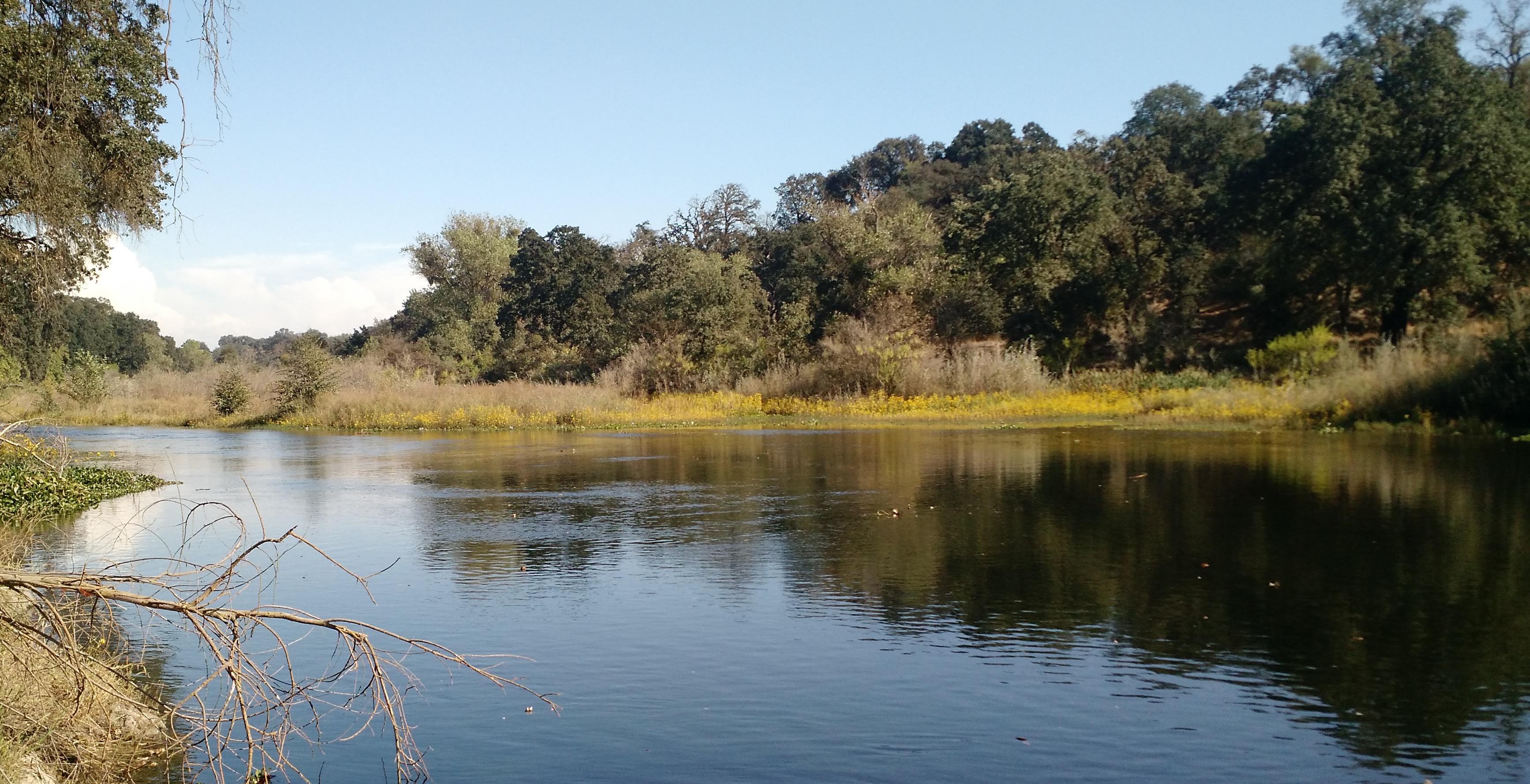 Tuolumne River water diversion