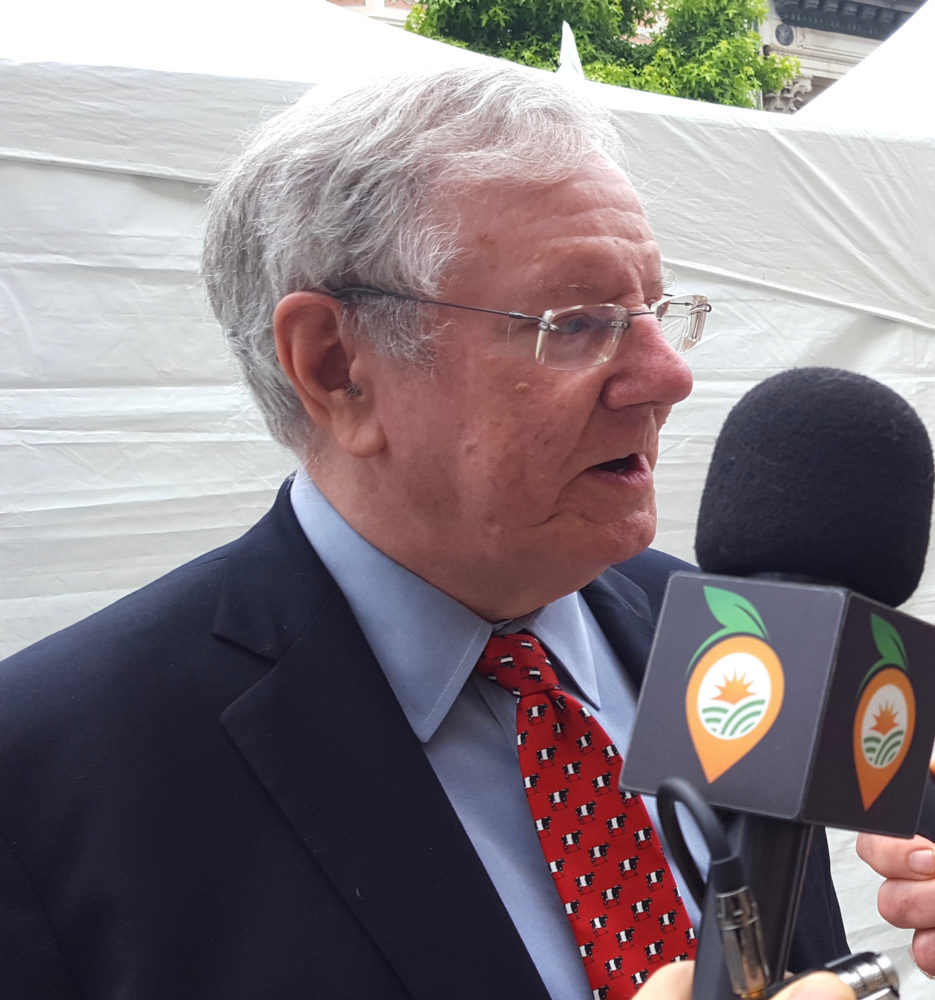 Agriculture Struggles Unnecessarily, According to Steve Forbes