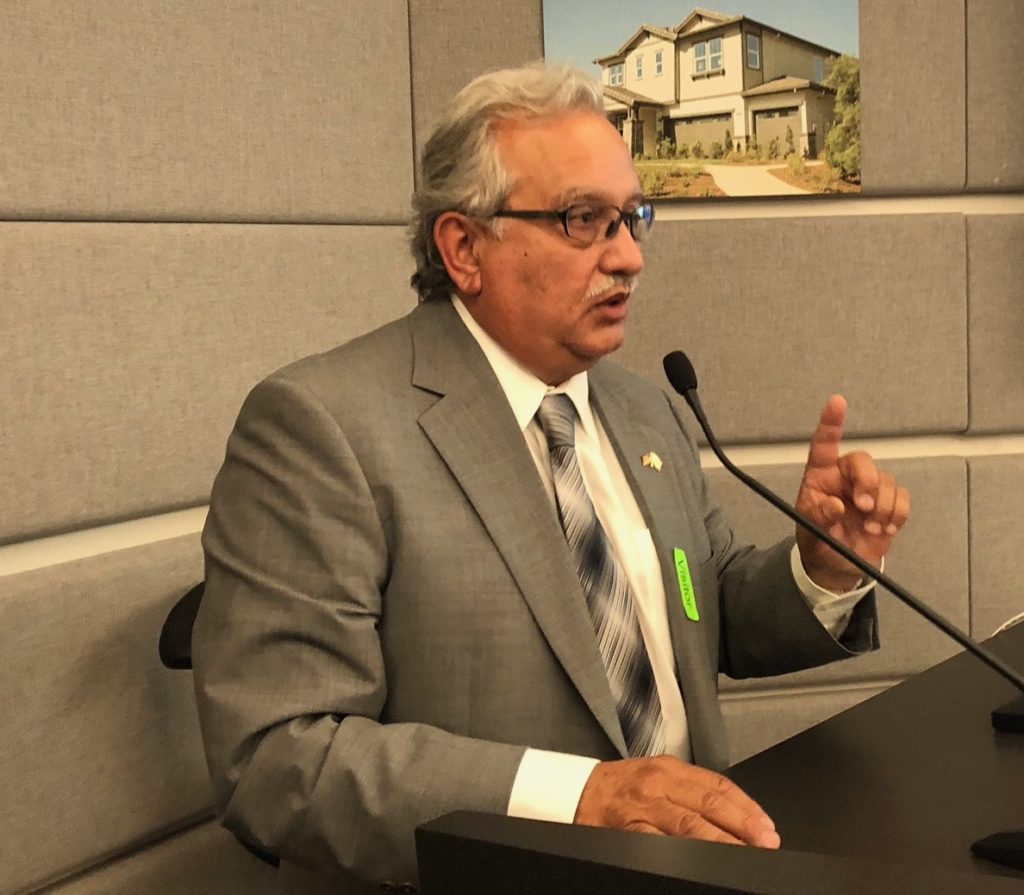Mario Santoyo and Temperance Flat Denied Funding
