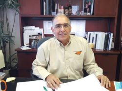Steve Patricio Honored for Significant Contributions to Agriculture