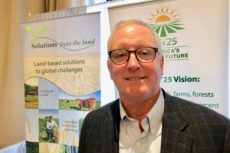 solutions from the land North American Climate Smart Agriculture Alliance