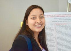 Fresno State Student Studies Palmer Amaranth