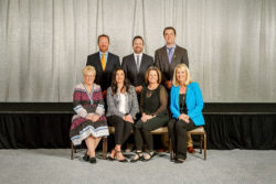 New Officers Elected for Milk Advisory Board