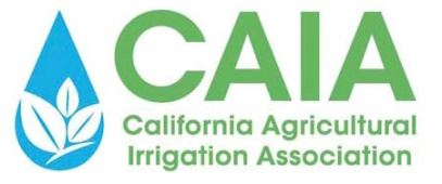CAIA - California Irrigation Association Logo