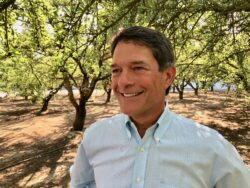 Ron Fisher, A Veteran in the California Almond Industry